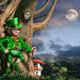 Leprechaun at night - PhotoDune Item for Sale