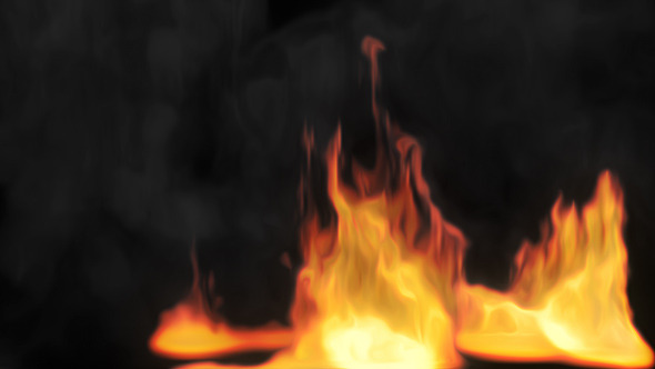 Fire Animation By Markusgann Videohive
