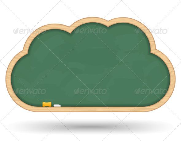 GraphicRiver Blackboard 4416688