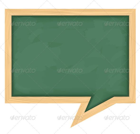 GraphicRiver Chalkboard 4416804