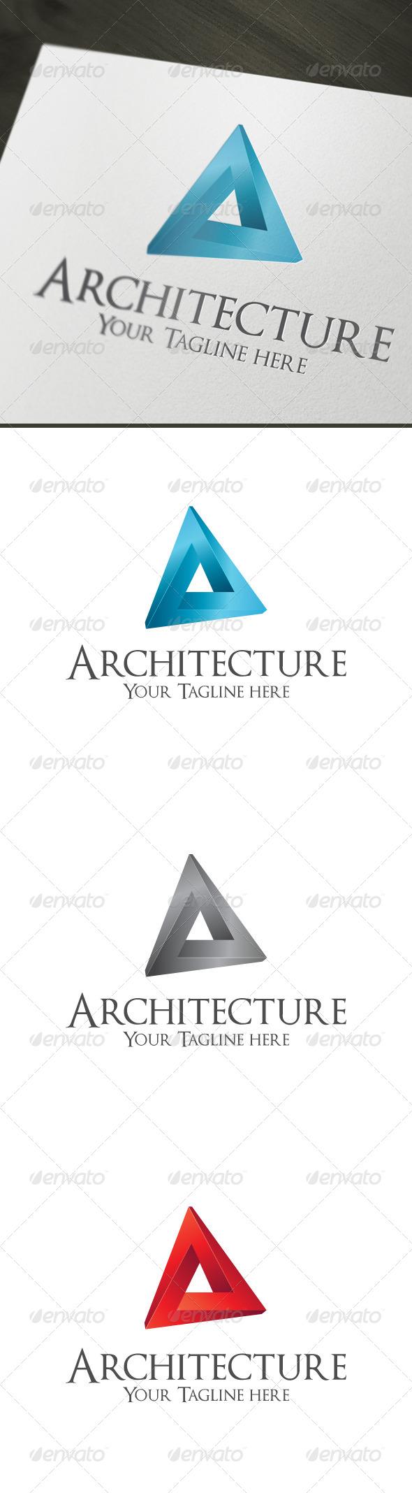 GraphicRiver Architecture 4418186