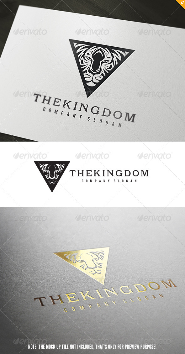 GraphicRiver The Kingdom Logo 4418327
