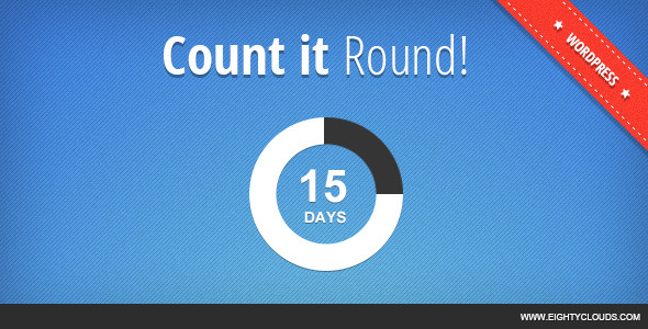 Count It Round - CodeCanyon Item for Sale