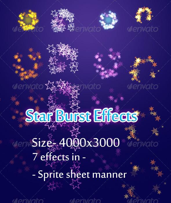GraphicRiver Starburst Effects 4418361