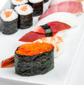 Sushi and Sushi Roll sea food - PhotoDune Item for Sale