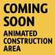 Coming Soon Responsive - Construction Area