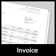 Clean and Simple Premium Invoice - GraphicRiver Item for Sale