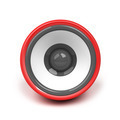 Red Speaker Over White Background - PhotoDune Item for Sale