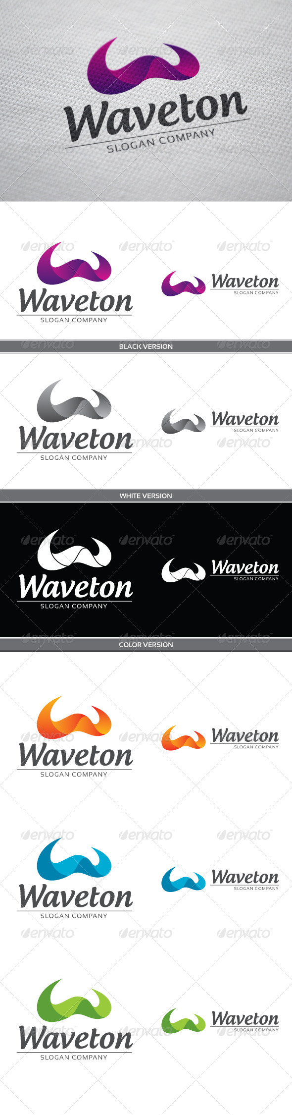 GraphicRiver Waveton 4419374