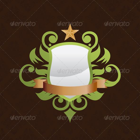 GraphicRiver Shield Decorative 4420567