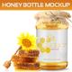 Honey Bottle Mockup - GraphicRiver Item for Sale