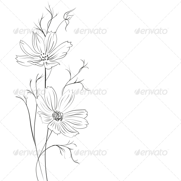 GraphicRiver Buttercup Flower 4421055