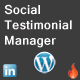 WPTestimonial Manager with LinkedIn Importer - CodeCanyon Item for Sale
