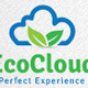 Eco Cloud Logo - GraphicRiver Item for Sale