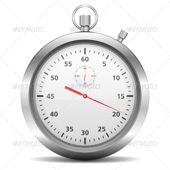 GraphicRiver Stopwatch 4421178