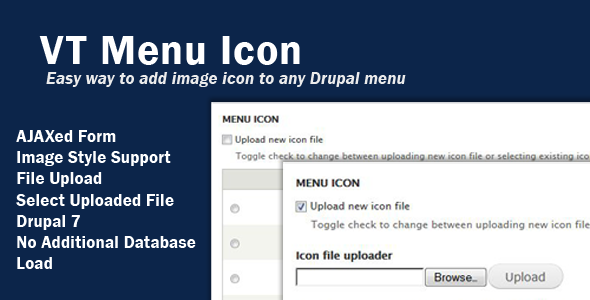 VT Menu Icon - CodeCanyon Item for Sale