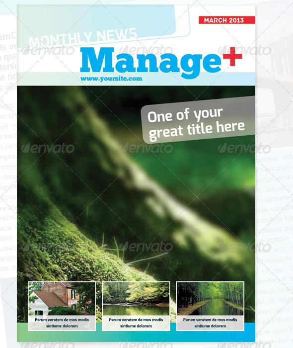 GraphicRiver Multipurpose Newsletter 4422164