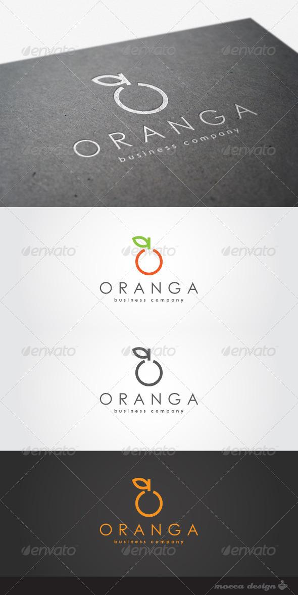 GraphicRiver Oranga Logo 4422762