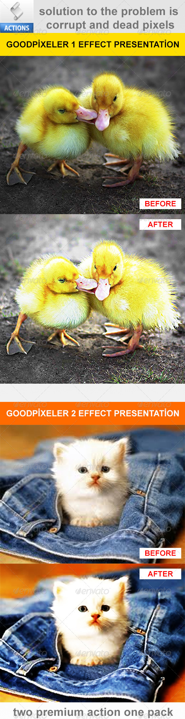 GraphicRiver Good Pixeler Actions 4422764
