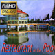 Restaurant on a Pool - VideoHive Item for Sale
