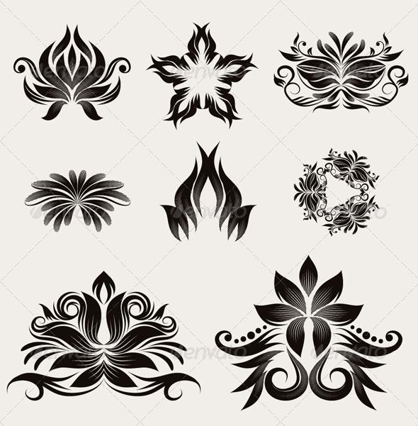 GraphicRiver Icon Decorative Ornament 4424729