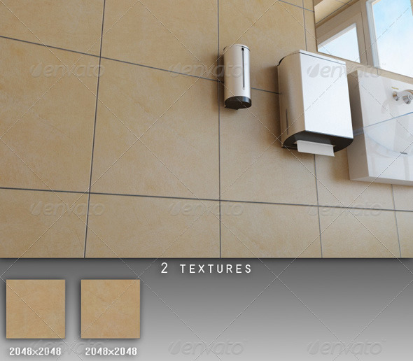 Professional Ceramic Tile Collection C012 - 3DOcean Item for Sale