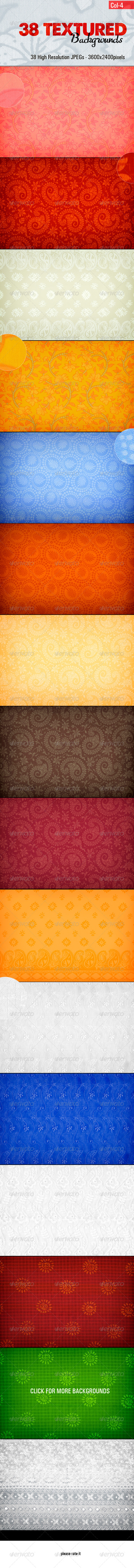 GraphicRiver Texture Backgrounds Collection 4 4426092