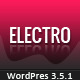 Electro - Responsive WordPress Theme - ThemeForest Item for Sale