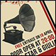 Retro Classic Concert Flyer - GraphicRiver Item for Sale