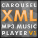 XML Carousel MP3 Player - ActiveDen Item for Sale