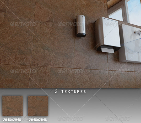 Professional Ceramic Tile Collection C004 - 3DOcean Item for Sale