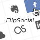 FlipSocial - Flippy Social Icons jQuery Plugin - CodeCanyon Item for Sale