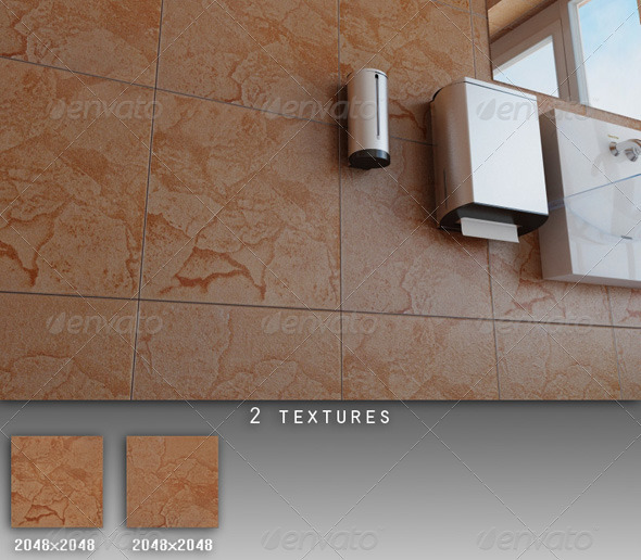 3DOcean Professional Ceramic Tile Collection C003 428267