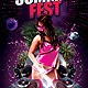 Summer Fest Party - GraphicRiver Item for Sale