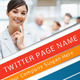 Corporate Twitter Background 01 - GraphicRiver Item for Sale