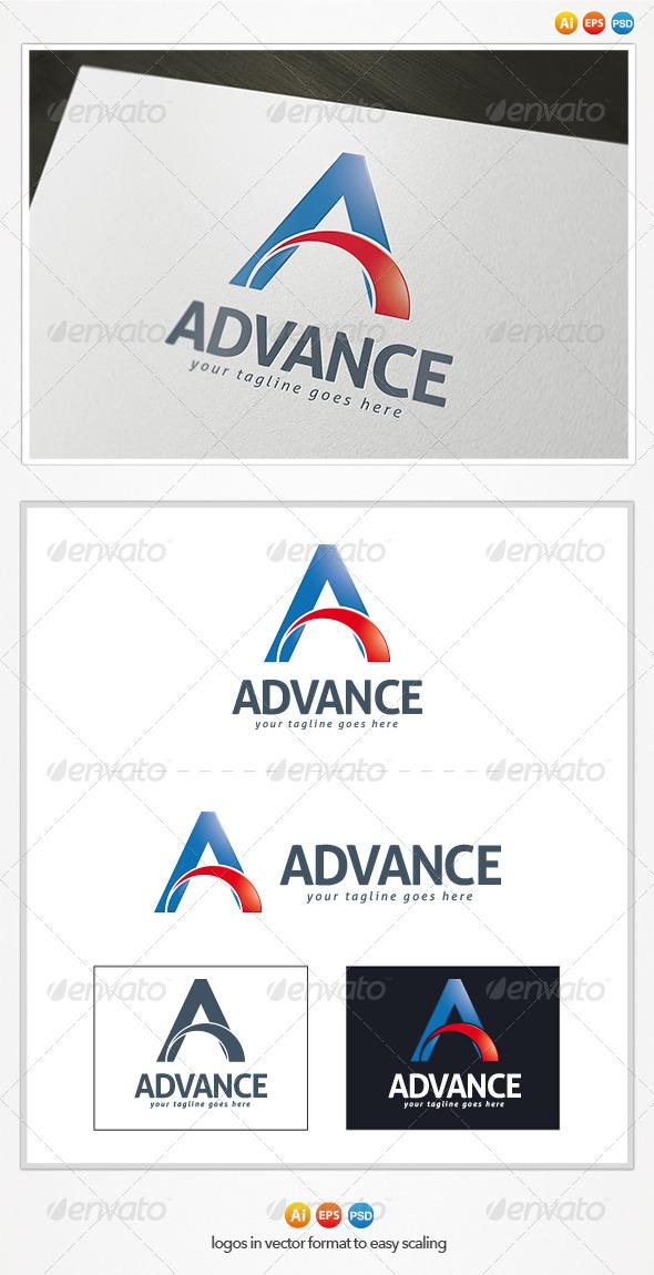 GraphicRiver Advance Logo 4431740
