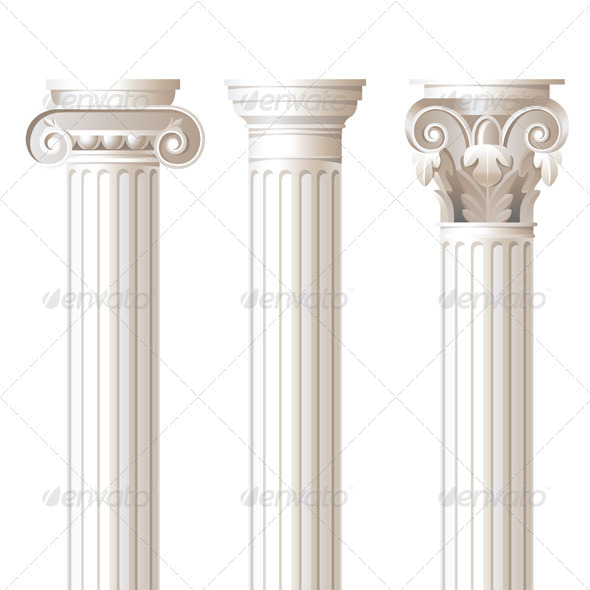 GraphicRiver 3 Columns in Different Styles 4431812