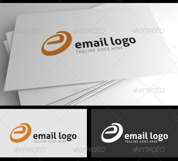 GraphicRiver E Symbol Logo Template 4351472