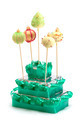 Christmas cake pops - PhotoDune Item for Sale