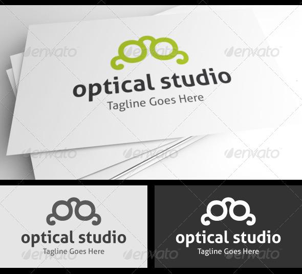 GraphicRiver Optical Logo Template 4351478