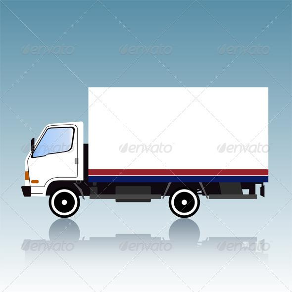 GraphicRiver Cargo 4432774