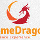 Dragon Game Logo - GraphicRiver Item for Sale