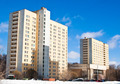 Student residence. Moscow - PhotoDune Item for Sale