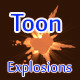 Toon Explosions - GraphicRiver Item for Sale