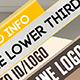 Lower Third Pack 1 - VideoHive Item for Sale