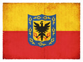 Grunge flag of Bogota (Columbia) - PhotoDune Item for Sale