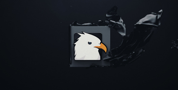 Dark Logo Opener