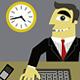 Happy Businessman Stressed Businessman - GraphicRiver Item for Sale