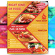 Food Shop Flyer - GraphicRiver Item for Sale