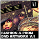 Fashion Show & Prom Night DVD Covers - GraphicRiver Item for Sale